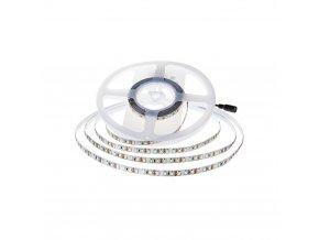 LED pás do interiéru 7,2W/m (600Lm/m), 120LED/m, SMD2835, 24V (Barva světla Studená bílá      6400K)