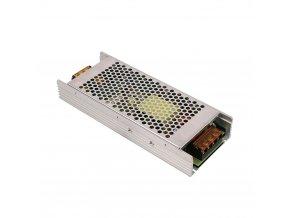 24764 1 360w led slim kovovy napajeci zdroj pro led pasy 12v 30a ip20