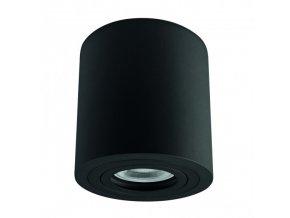 Voděodolné přisazené svítidlo CHLOE, GU10, IP65, černé