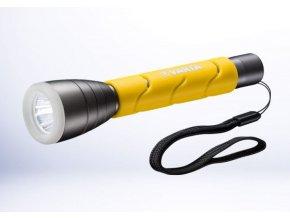Varta LED Outdoor Sports svítilna, 2xAA, 5W, dva módy, 16cm