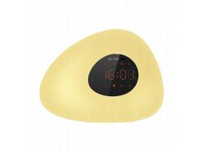 BlitzWolf Lampička s budíkem, RGB+3000K, 3.5W, max. 200LM, 5V
