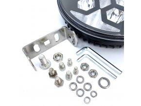 LED přední světlo + poziční 103W / 1,7W, 7480LM, 12/24V