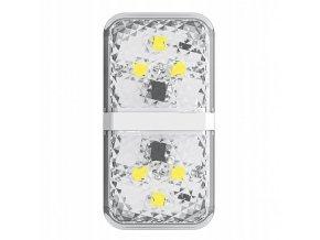 """Baseus výstražné LED světélko """"Otevřené dveře"""", voděodolné, 2ks/balení, bílé"""