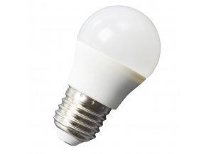 LED žárovka E27, 1W (90-100lm), G45