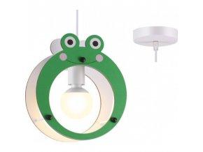 Závěsné svítidlo žabka, 1xE27