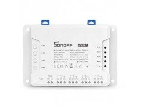 Smart switch SONOFF 4CHPROR3 + RF433, 100-240V