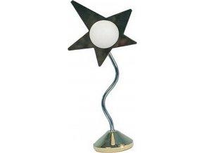 Stolní lampa Hvězda, 1xG4