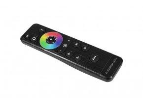 RF dálkové ovládání pro jednotku Bergmen mono / dual / RGB / RGBW, 12V-288W, 24V-576W, 4x6A