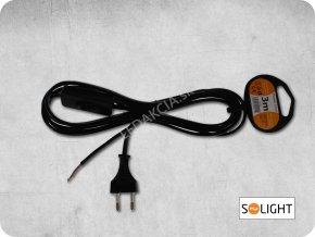 Flexo Kabel 3M, 250V/2,5A  + Zdarma záruka okamžité výměny!