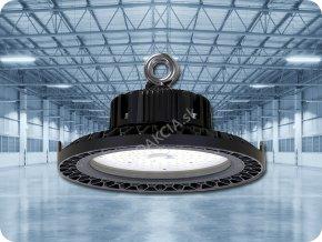 Průmyslový Led Reflektor High Bay 200W (26000Lm), Vysocesvítivé A ++, 90° (Barva světla Studená bílá)