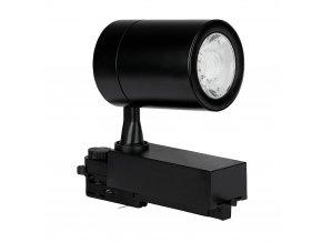 KOLEJNICOVÉ LED SVÍTIDLO 35W, (3500Lm), Černé (Barva světla Studená bílá)