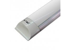 LED hranolová PANEL 40W, 120 CM, (3200LM), SLIM SERIES (Barva světla Studená bílá)