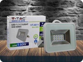 LED REFLEKTOR 10W, I SIERIES, (850LM), BÍLÝ (Barva světla Studená bílá)