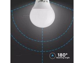 E14 LED ŽÁROVKA 5.5W, P45, ZÁRUKA 5 LET! (Barva světla Studená bílá)