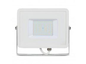 LED REFLEKTOR 50W(4000LM), SAMSUNG CHIP, BÍLÝ, ZÁRUKA 5 LET!