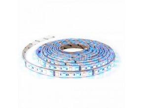 BAREVNÝ RGB+W LED PÁS DO INTERIÉRU 60 LED / SMD 5050, IP20 (Barva světla Teplá bílá)