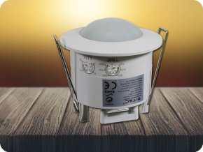 4209 2 stropni zapustnou infracerveny pohybovy senzor s funkci on off