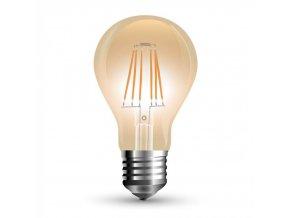 E 27 LED FILAMENT RETRO ŽÁROVKA 10W,A67 (Barva světla Teplá bílá)