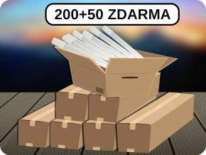 LED TRUBICE T8, 22W, 150 CM, G13, (2000 LM), SAMSUNG CHIP, 200+50 ZDARMA (Barva světla Studená bílá)