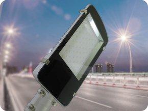 Led Veřejné Osvětlení 50W (6000Lm), Vysocesvítivé A ++ (Barva světla Studená bílá)