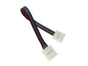 Flexibilní Konektor Na Led Pásek 5050 Rgb  + Zdarma záruka okamžité výměny!