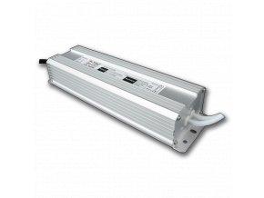 Kovový Napájecí Adaptér Pro Led Pásky, Ip65, 120W/10A  + Zdarma záruka okamžité výměny!