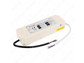 602 vodeodolny napajeci adapter pro led neon flex pasy 100w 4 2a 24v
