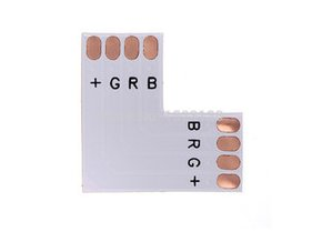 '' L'' Konektor Na Led Pásy - Rgb - 10Mm  + Zdarma záruka okamžité výměny!