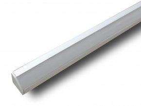 7137 hlinikovy profil 2 m pro led pasy 19 x 19mm
