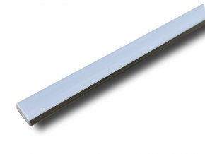 Hliníkový Profil 2 M Pro Led Pásy, 23,5 x 10mm  + Zdarma záruka okamžité výměny!