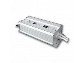 722 kovovy napajeci adapter pro led pasky ip65 60w 5a