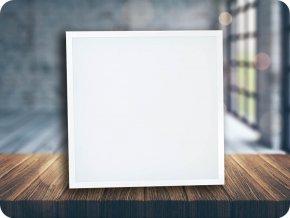 LED PŘISAZENÝ PANEL s napájecím zdrojem 70W (5950lm), ČTVERCOVÝ, 595x595 mm (Barva světla Studená bílá)