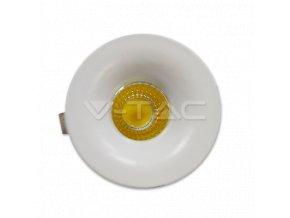 COB LED ZAPUŠTĚNÉ SVÍTILNA 3W (Barva světla Studená bílá)