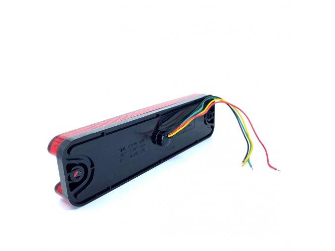 Zadné LED svetlo na kamión, 12-24V, ľavé/pravé  + Zdarma záruka okamžitej výmeny !