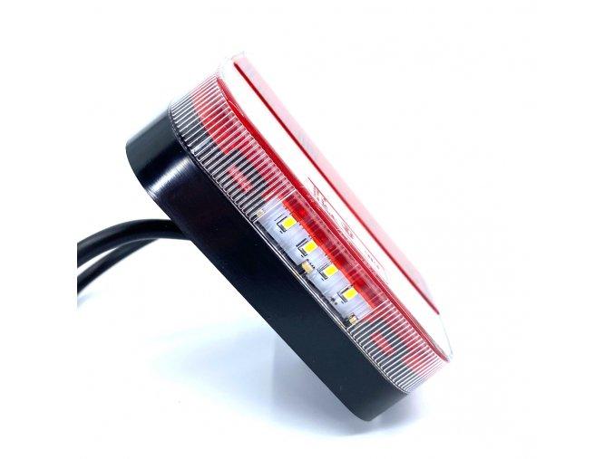 Zadné 20xLED svetlo na kamión, 12-24V, ľavé/pravé