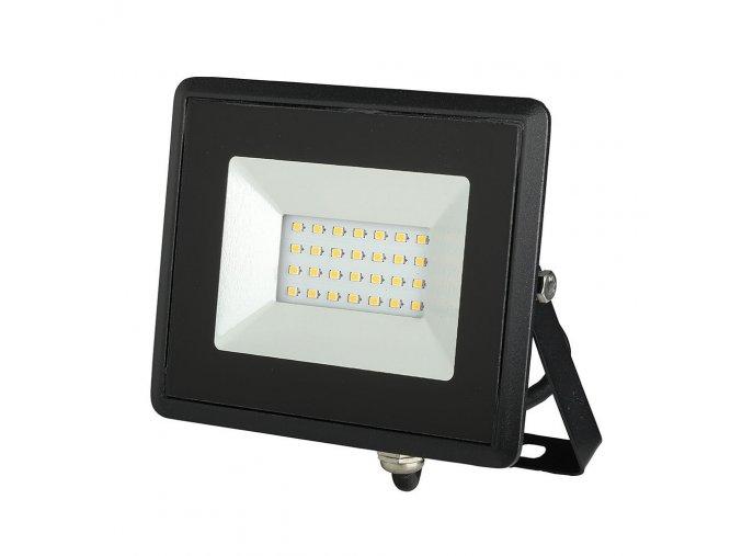 LED REFLEKTOR 20W (1700lm), ČIERNY, IP65