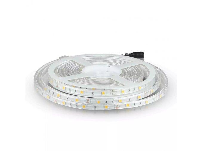 LED PÁS 5 M, 30 LED/M, SMD 5050, RGB, IP65 VODEODOLNÝ  + Zdarma záruka okamžitej výmeny !