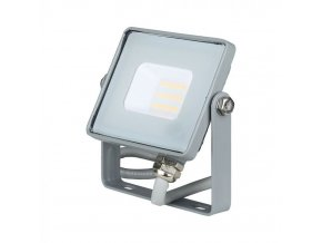 10W LED reflektor (800lm), SAMSUNG chip, sivý