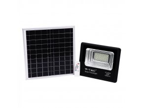LED Solárny reflektor s 20W solárnym panelom, 1650lm, IP65, 10000mAh