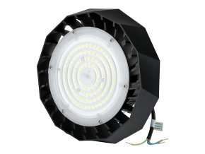 LED Highbay 100W (12000lm), Samsung chip, 90°, čierny