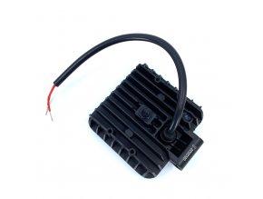 LED pracovné svetlo s vypínačom, 16W, max. 2400lm, 12/24V