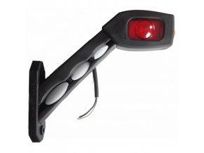 LED obrysové svetlo (zadné/predné/bočné) LD-518, 12/24V, 0.4/0.2W,  pravé
