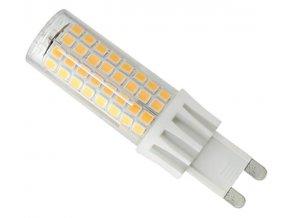 LED žiarovka G9, 7W, 270°