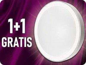 LED Designer svietidlo 60W, 4200LM, s diaľkovým ovládaním CCT, stmievateľné, 1+1 zadarmo!