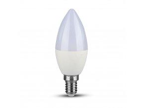 E14 LED ŽIAROVKA 4W, sviečka - BALENIE 10 KUSOV