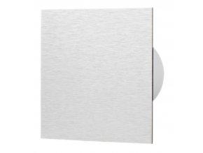 ORNO dekoratívny kryt pre ventilátory a mriežky, brúsený hliník