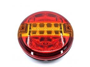 LED Zadné svetlo, okrúhle  + Zdarma záruka okamžitej výmeny !