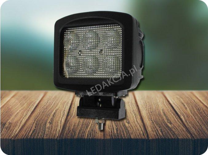 LED CREE LAMPA ROBOCZA, KWADRATOWA, 60W (3550lm), IP67