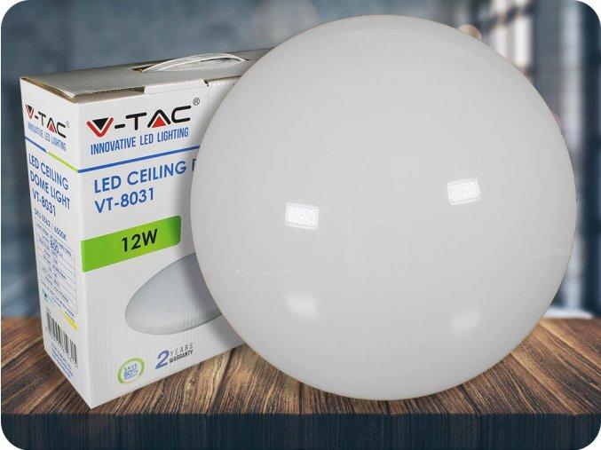 LED LAMPA SUFITOWA 12W (800LM), IP20