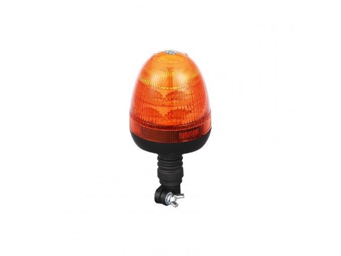 LED Lampa ostrzegawcza  16x3W, 12-24V, pomarańczowa